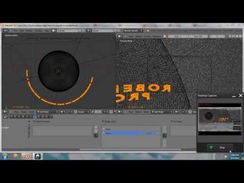 Blender Tutorials - Intros - HOW TO: Custom Universal Intro Tutorial Part 1