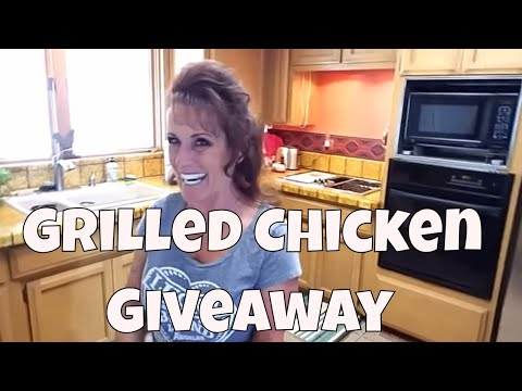 Grilled Chicken Giveaway With Linda's Pantry
