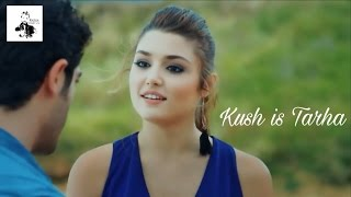 Kush Istrhaan || New hindi song || Best Bollywood song || ft. Murat and hayat || Romentic song ||