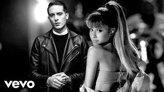 Ariana Grande, G-Eazy - Love The Way You lie  (Rihanna & Eminem) [Mashup]