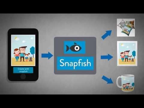 Snapfish SDK - Print Button