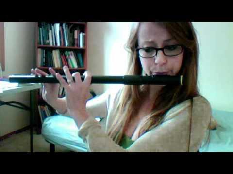 Making Irish flute to sound like Shakuhachi