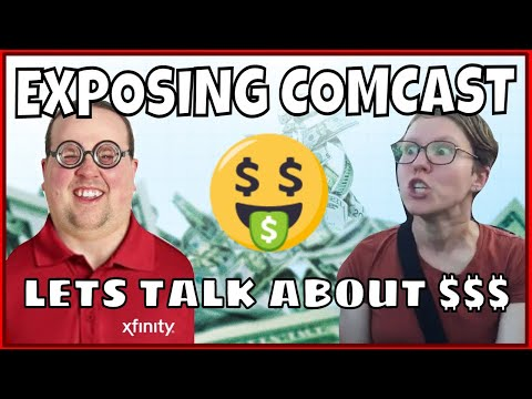 Exposing Comcast - Getting Discounts as a customer and Commission as an employee