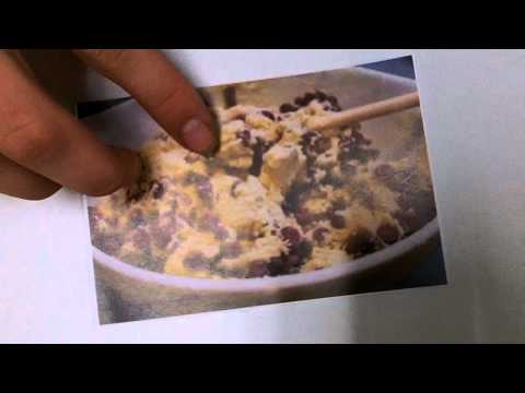 how to make cookies in plain english