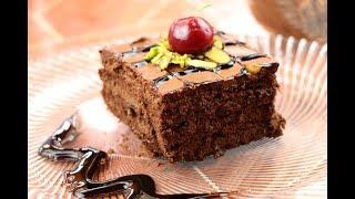 كيكة الشوكولاته الباردة سهلة وسريعة بدون فرن حلى الشوكولاتة بنكهة النوتيلا مع رباح ( الحلقة 511 )