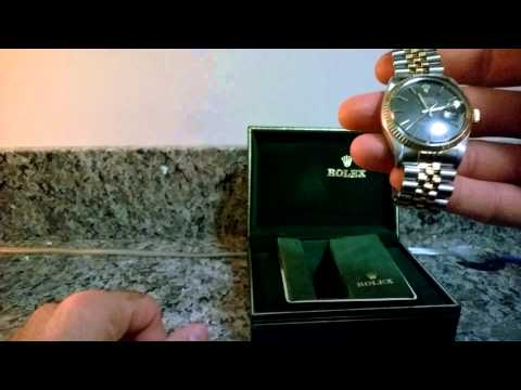 Rolex Watch serial number check
