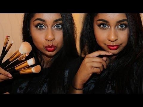 Cheap/Affordable Ebay Makeup Brushes: First Impression & Review
