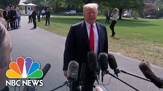 President Trump Says He Revoked Brennan