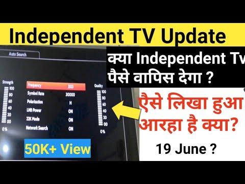 Independent TV Signal Setting | 1 मिनट में Dish सेट करो