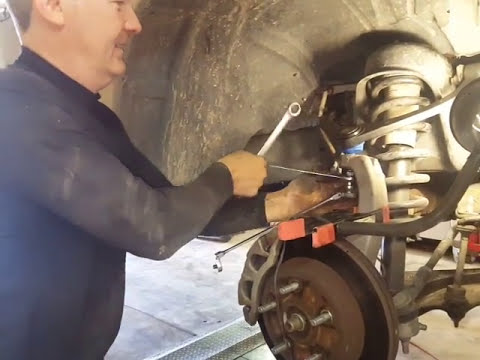 how to replace upper control arm on 2011 Ram 1500