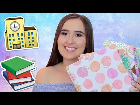 SCHOOL SUPPLIES HAUL 2017!!// dollar tree & target