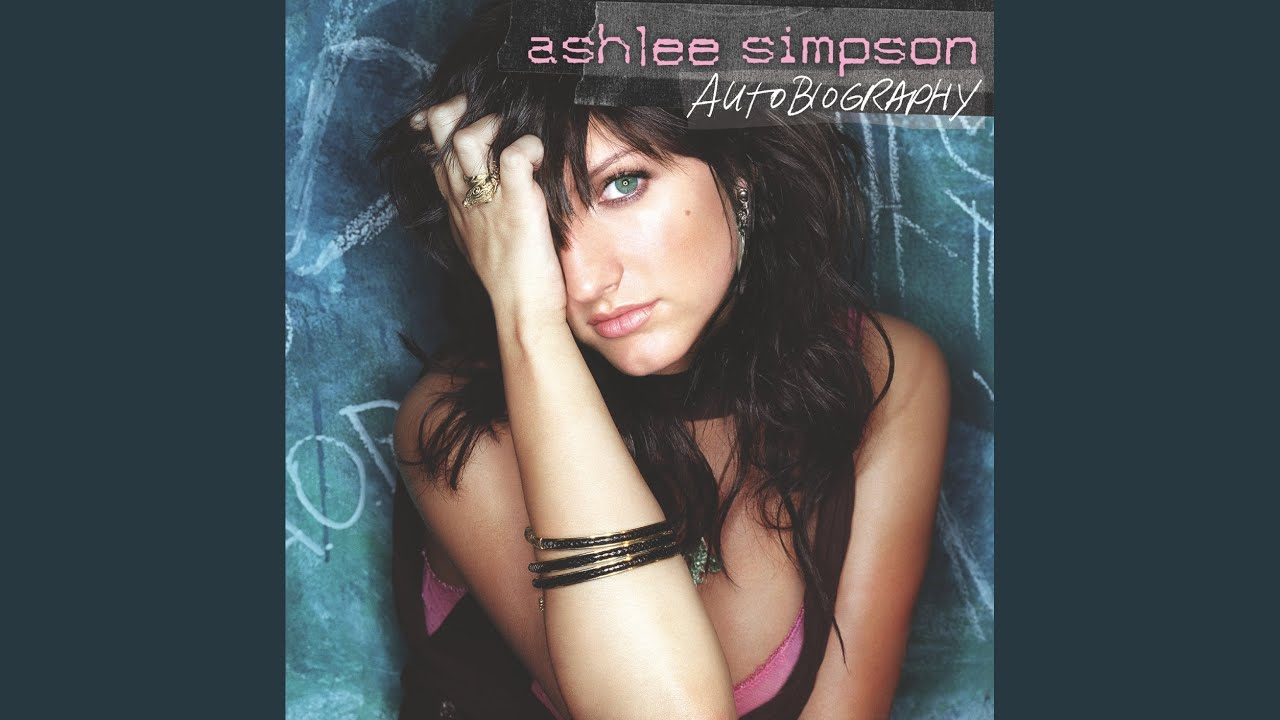 Ashlee Simpson - Giving It All Away
