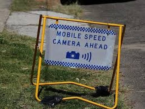 Defeating mobile speed cameras 100% guaranteed