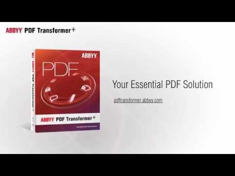 Create PDF from Microsoft Office Documents