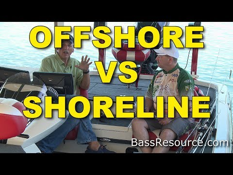 Offshore vs. Shoreline Bass (Which Is Best) | Hank Parker | Bass Fishing