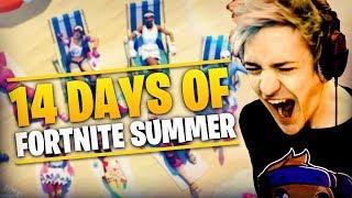 14 Days Of Summer Fortnite!
