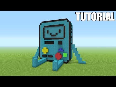 Minecraft Tutorial: How To Make A B.M.O