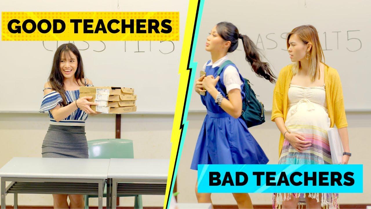 Good Teachers Vs Bad Teachers