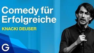 Wie Humor erfolgreich macht // Knacki Deuser