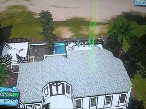 Sims 3 House (xbox 360)