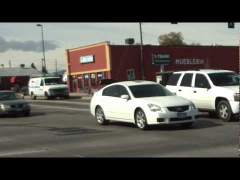 Denver Elections- Drive by a Romney Wave Rally gives Thumbs down!