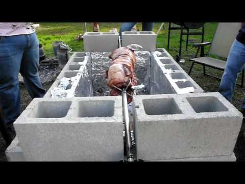 Pig Roast- the motor