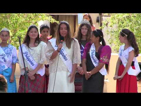 House of Pacific Relations Queens Organization, April 8, 2018