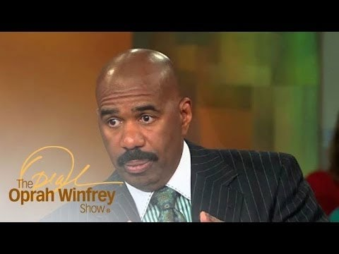 Steve Harvey's Advice for Successful Women Who Can't Find a Good Man   The Oprah Winfrey Show   OWN