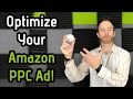 Optimize your Amazon PPC Ad Campaigns! 9 Most Common Questions