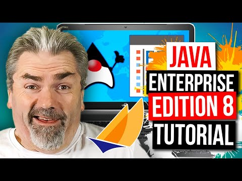 Sample Course Training - Java Enterprise Edition 8 for Beginners on Udemy - Official