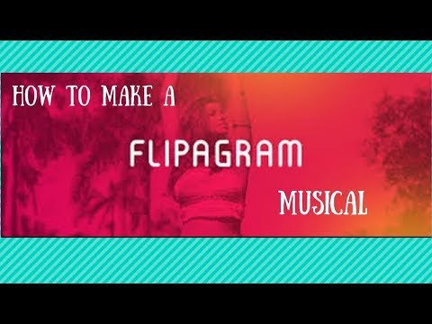 Flipagram: How to Make a Flipagram Music Video