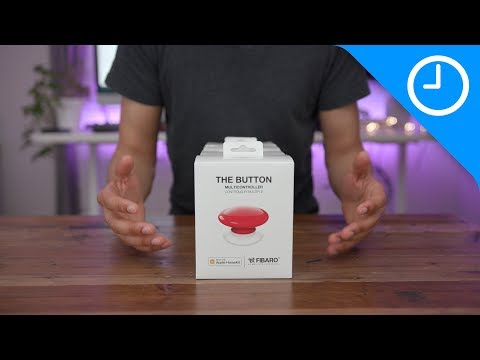 A HomeKit hardware button! (+ Fibaro bundle giveaway) [Sponsored]