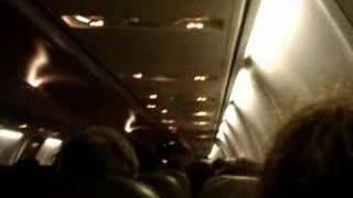 Very hard turbulences Olbia-Munich TUIFLY 737-700