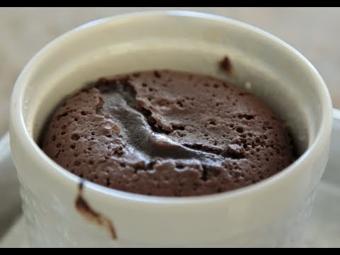 Warm Chocolate Lava Cake | Byron Talbott