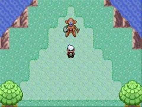 Catching Deoxys in Pokémon Emerald!