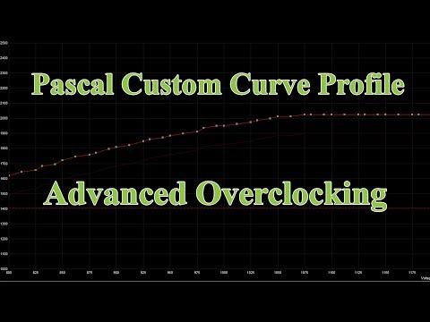 Pascal Overclocking: Custom Curve Setup