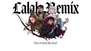 Y2K, Enrique Iglesias, bbno$ & Carly Rae Jepsen - Lalala (Remix) [Animated Video]