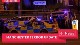manchester attack latest after explosion at ariana grande concert