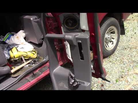 99 Ranger Door Repair