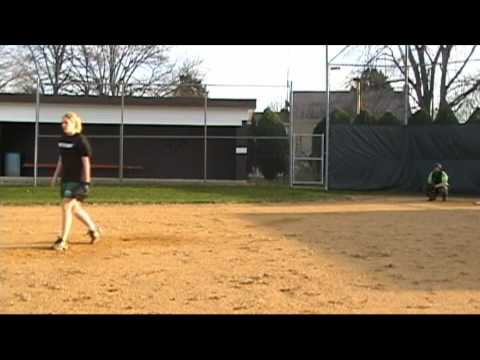 RISEBALL...Fastpitch Style...several angles
