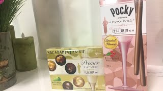 LIVESTREAM Trying Premium Pocky & Giveaway Winners