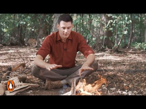 How To Start A Fire With A Bow Drill: THE ART OF FIRE