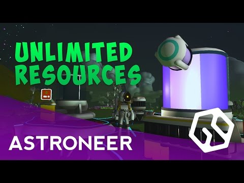 TRADE FARMING - How to get UNLIMITED RESOURCES (Astroneer Trading Guide)