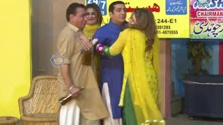 Zafri Khan and Nasir Chinyoti with Khushboo and Laila New Stage Drama 2020 Full Comedy Clip 2020