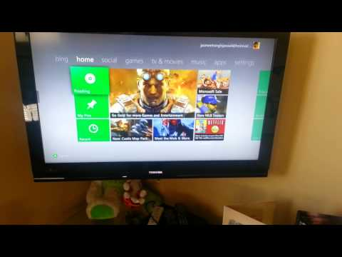 How to -play Scratched Games on Xbox360/Install Games on Xbox360