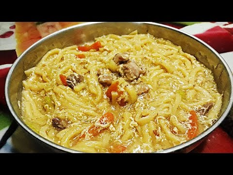HOW TO COOK SIMPLE CHICKEN LOMI! SUPER EASY AND DELICIOUS!!!