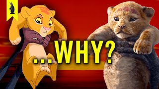 How Remakes Go WRONG – feat. Disney's The Lion King and Aladdin –Wisecrack Edition