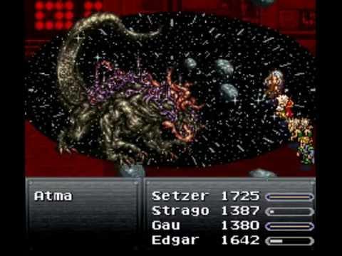 Final Fantasy VI: Brave New World: Atma [1.7.4]