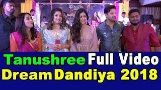 Tanushree Dutta in Dream Dandiya 2018