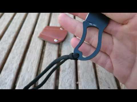 Gear Mini Neckknife & Giveaway Reminder